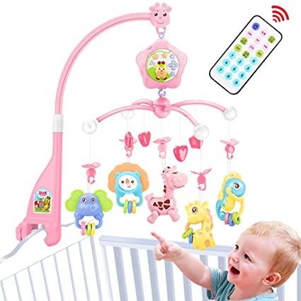 juguetes de cuna para bebes
