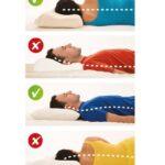 mejor almohada cervical ocu
