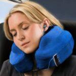 mejores almohadas de viaje