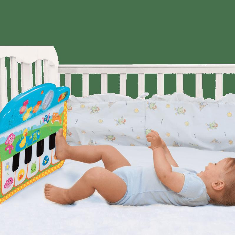 piano cuna bebe