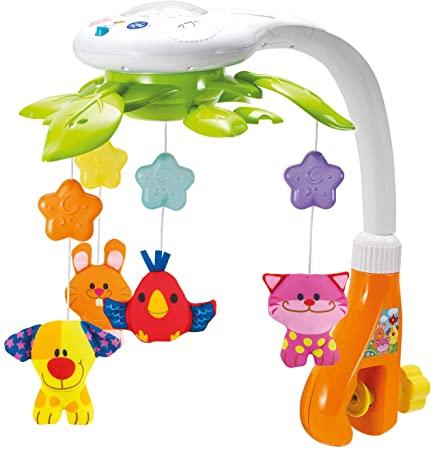 proyector cuna bebe