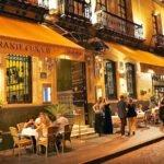 restaurante baco calle cuna