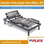 somier articulado flex a6