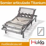 somier articulado titanium