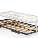 somier con patas plegables para cama nido