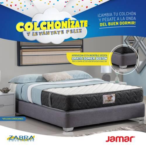 somier doble precio colombia