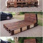 somier madera palets
