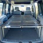 somier para furgoneta camper