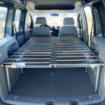 somier plegable para furgoneta