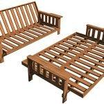 somier sofa cama de madera