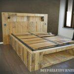 somier tabla madera