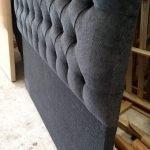 sommier tapizado en tela