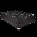 sommier y colchón inducol imperial 130 x 190 cm