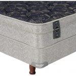 sommier y colchón resortes springwall 115 pillow 140cm springwall